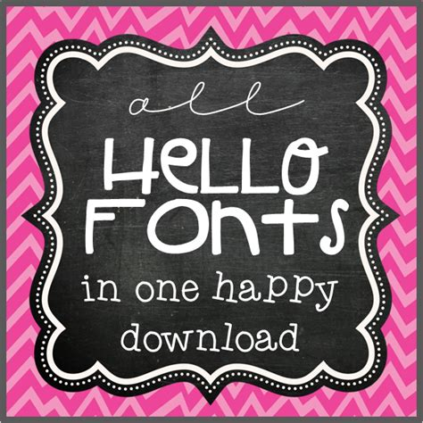 Free Fonts for Teachers, Commercial Fonts for Companies