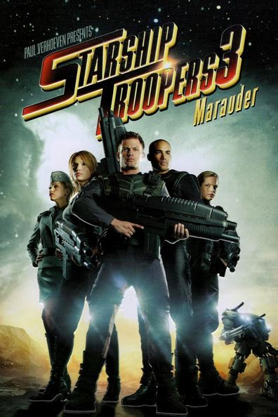Watch Starship Troopers 3: Marauder Online Movie For Free