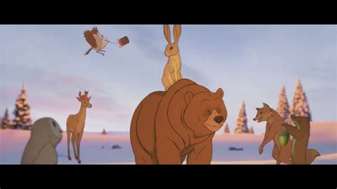 «The Bear And The Hare» - John Lewis Christmas Advert