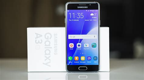 Samsung Galaxy A3 (2016) review: triple-A battery | AndroidPIT