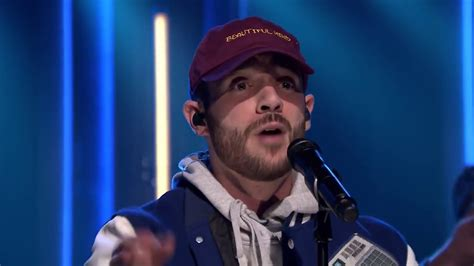 Jon Bellion - All Time Low (Live on The Tonight Show