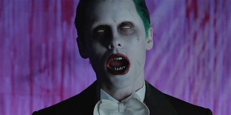 Jared Leto Channeled David Bowie For Joker Role In Suicide