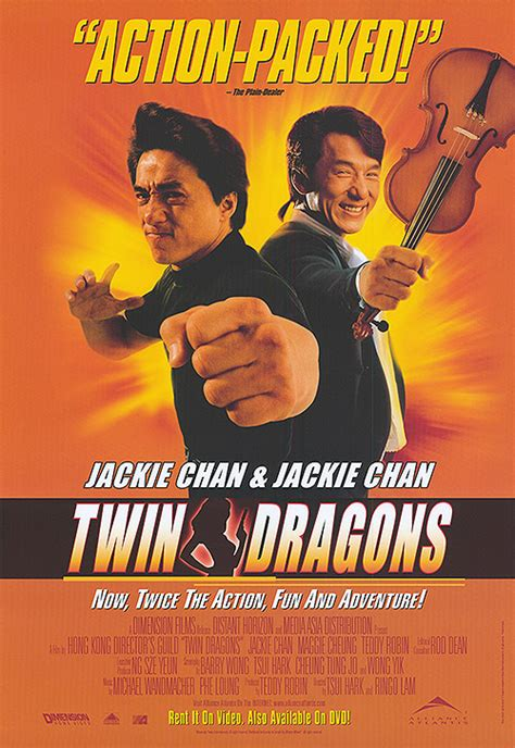 Twin Dragons movie posters at movie poster warehouse