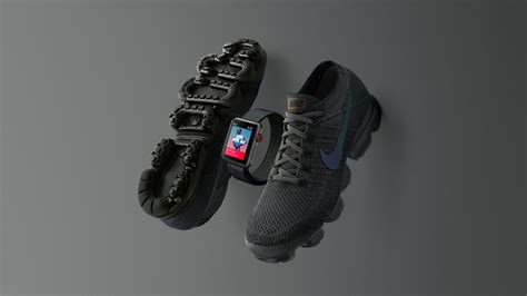Run Stealth With Midnight Fog Nike Apple Watch and Nike