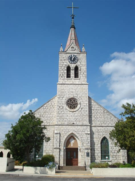 -Comal County Historical Commission - Saint Peter and Paul