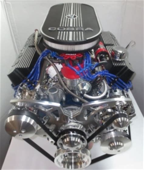 Cobra Replica Kit Engine Fuel Injected Engines