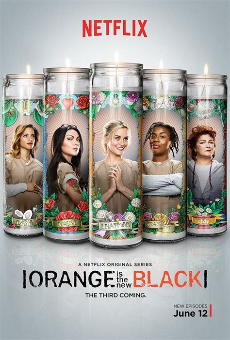 What Do 'Orange Is The New Black' Prayer Candles Mean