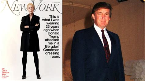 Advice Columnist Claims Donald Trump Raped Her 23 Years
