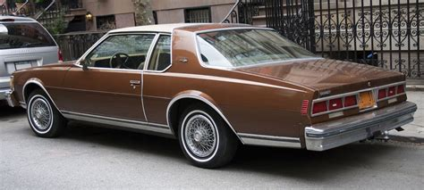 Chevrolet Caprice Facts for Kids