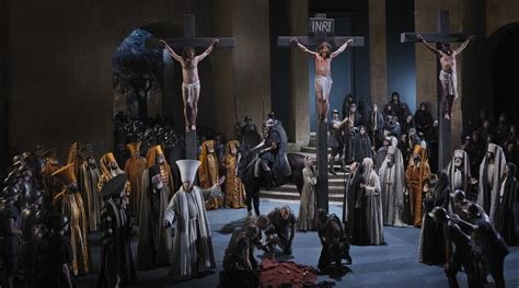 Oberammergau Passion Play better, but not good - Jewish