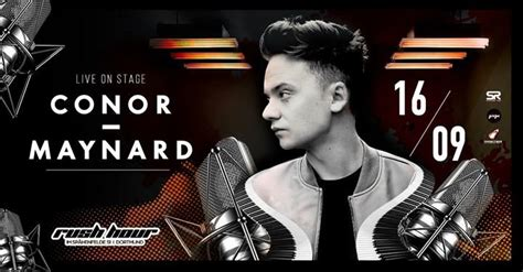 Party - Conor Maynard Live on Stage at Rush Hour! - Rush