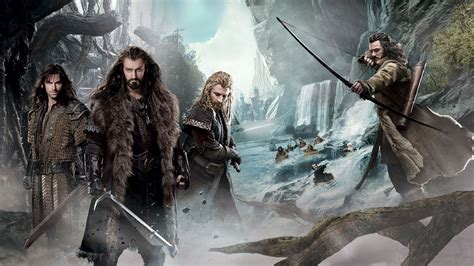 The Hobbit There And Back Again 2014