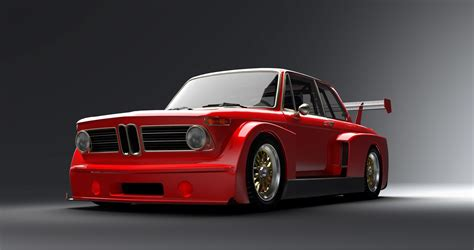 The Gruppe5 BMW 2002 Is An 800 Horsepower Blast From The