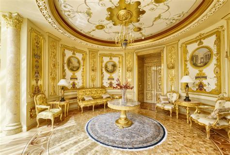 $100 Million 25,000 Square Foot Mega Mansion In Moscow