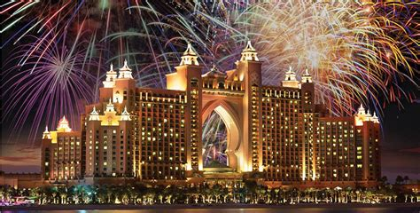 Be a Part of History this New Year's Eve at Atlantis