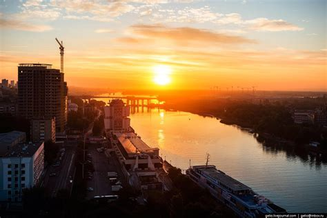 Rostov-on-Don – the view from above · Russia Travel Blog