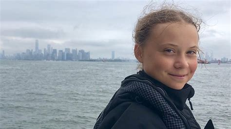 Greta Thunberg's Journey, Mapped – Master of Spatial