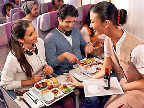 Airlines with best economy class food - TravelSkills