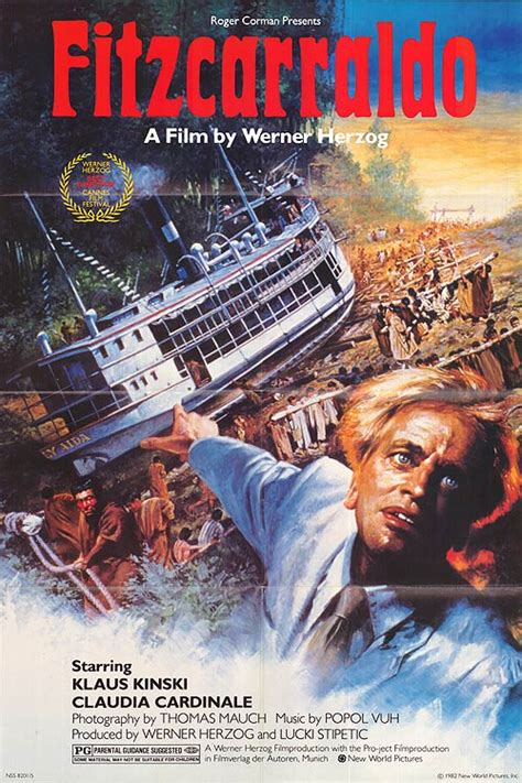 Fitzcarraldo movie posters at movie poster warehouse