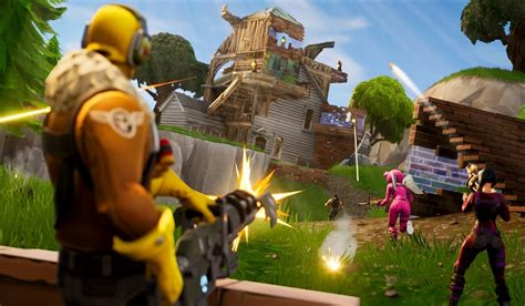 Fortnite Locations Destroyed and a Vaulted Weapon Returns