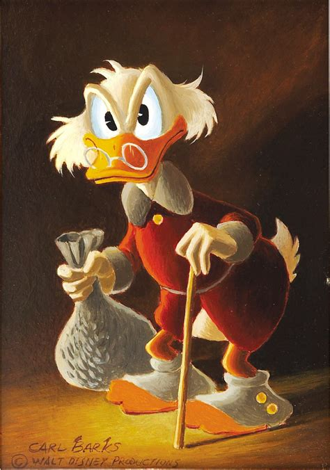 Uncle Scrooge's Grasp On Reality | Between IT, Media and