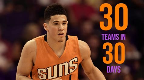 Devin Booker Wallpapers (72+ pictures)