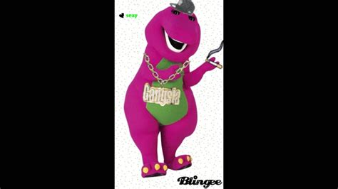 Barney Theme Song(SAYMYNAME's Bacon Trap Remix) - YouTube