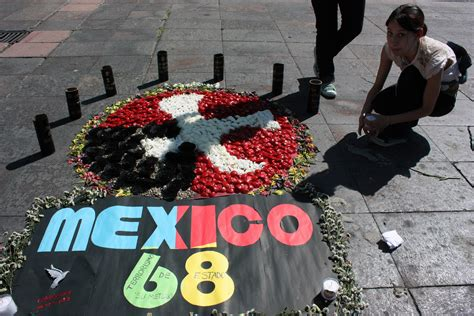 What Happened In Mexico City Today? We Remember The 1968