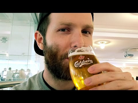 Designers Create A Wall For Carlsberg From 160 Laser Cut
