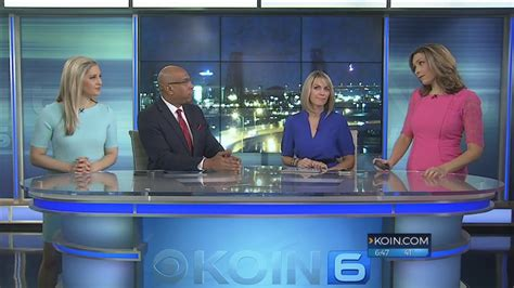KOIN 6 Films UFOs During Live Newscast