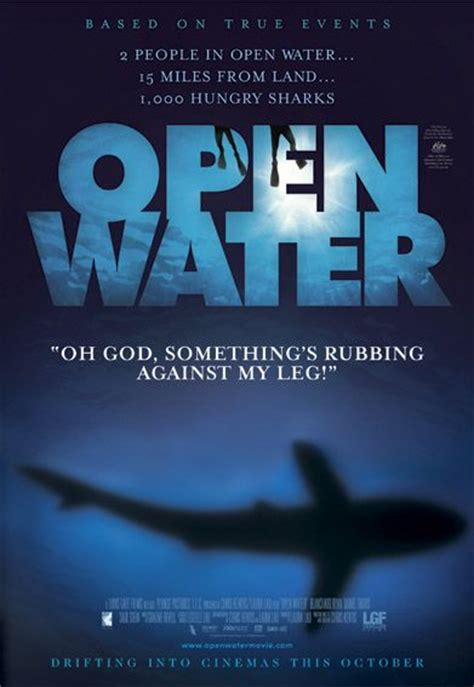 Open Water Movie Poster (#4 of 4) - IMP Awards