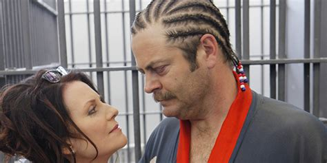 Nick Offerman, Megan Mullally come to Oklahoma